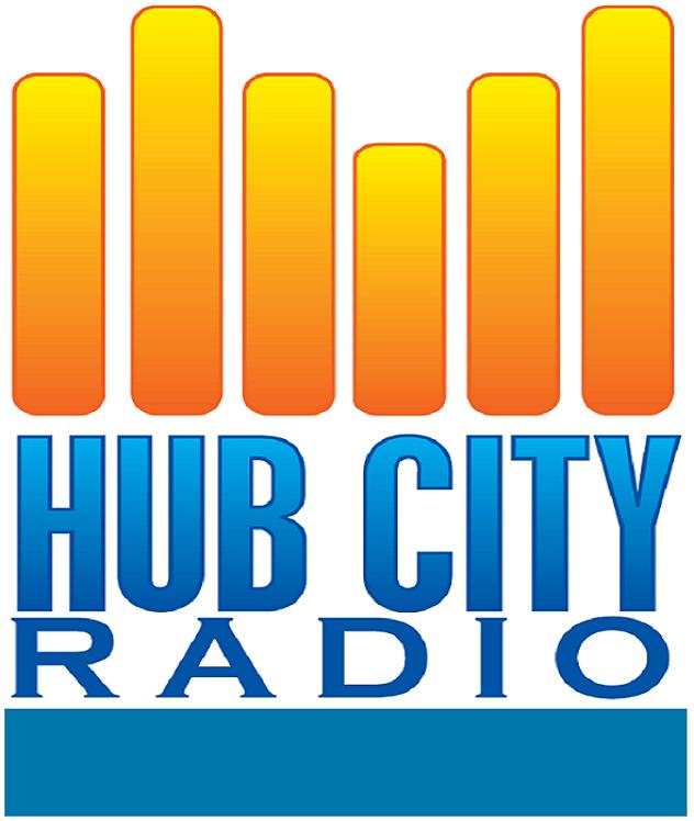 Hub City Radio Logo