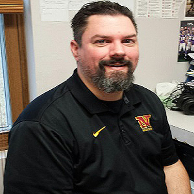Ben Root : Sports Director/Announcer & Voice of Northern State University