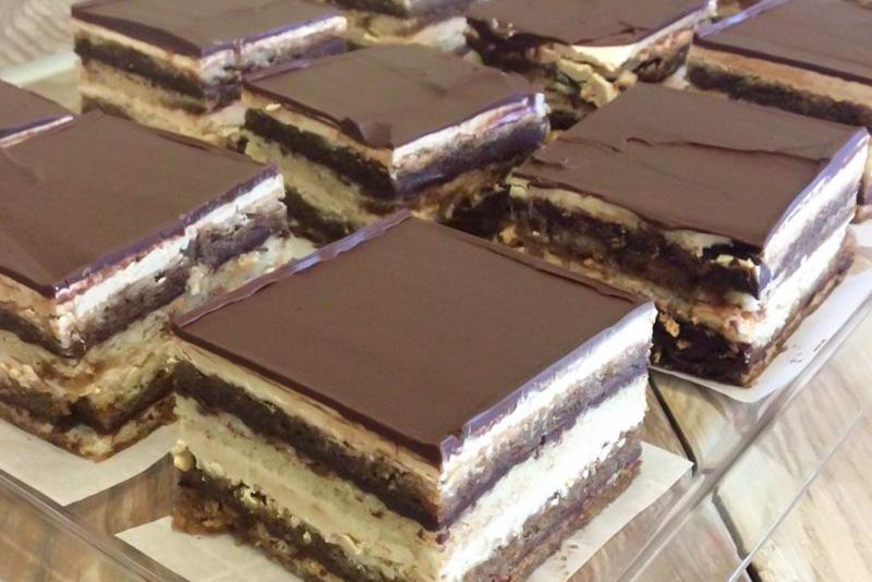 CJ's Patisserie Dessert